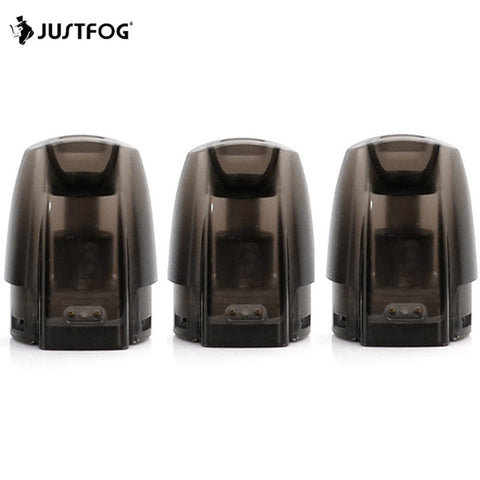 JUSTFOG Minifit Pod 3 Units for JUSTFOG minifit Starter Kit Electronic cigarette accessory - IsraelVape