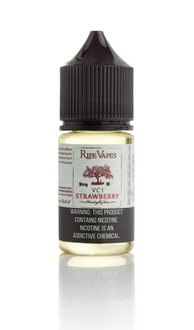 Ripe Vape Salts – VCT Strawberry - Vaporello.com
