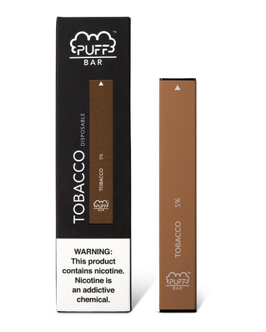 Puff Bar Disposable 2% 250 puffs