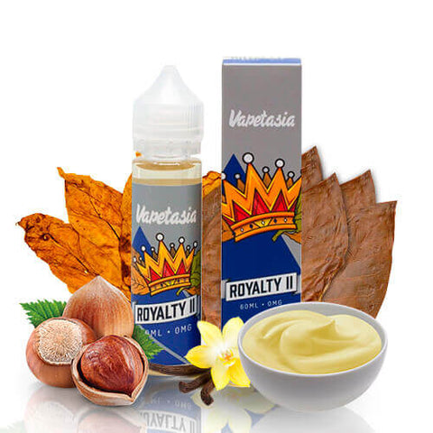 Vapetasia Royalty II 50ml - Vaporello.com