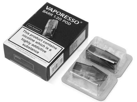 Vaporesso BARR Pod 1.2ml 2pcs