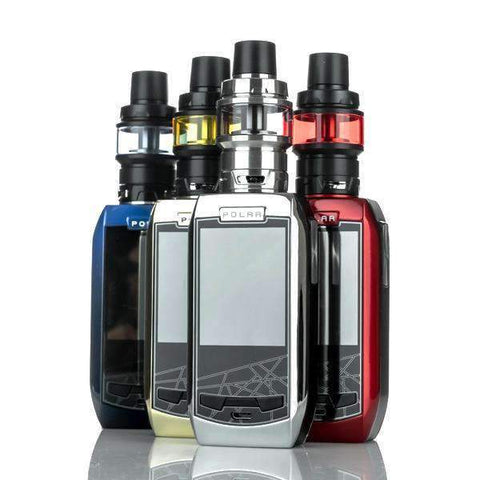 VAPORESSO POLAR 220W TC STARTER KIT-BATTERY & MOD-Vaporello.com