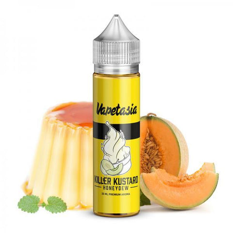 Vapetasia  Killer Kustard Melon 60ml - Vaporello.com