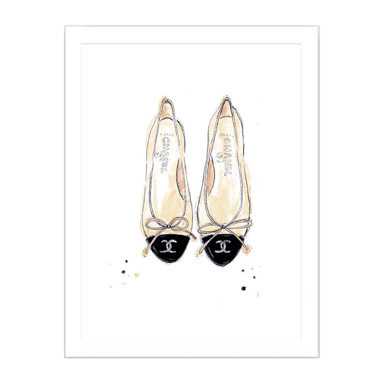 Chanel Ballets Limited Edition Print