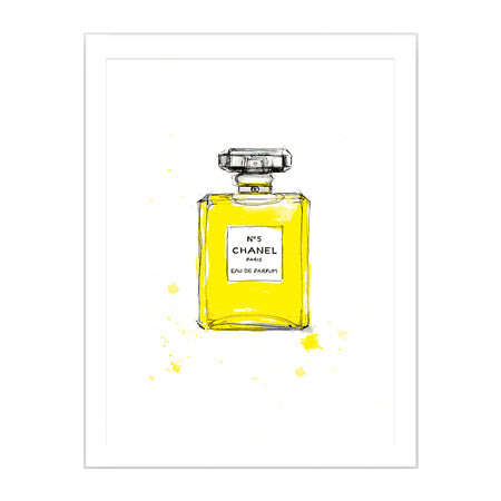 Chanel No5 Limited Edition Print