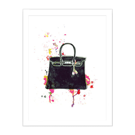 Graffiti Birkin 2 Limited Edition Print