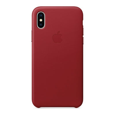 iPhone Case - Silicone Case Red - MonstaCase
