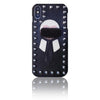 Designer Figure Black Edition iPhone Case - MonstaCase