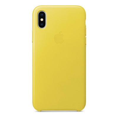 iPhone Case - Silicone Case Spring Yellow - MonstaCase