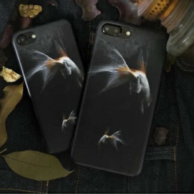 iPhone Case - Gold Fish - MonstaCase