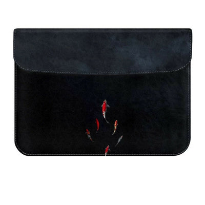 Laptop Sleeve- Running Koi - MonstaCase