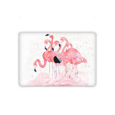 MacBook Decal - Flamingo - MonstaCase