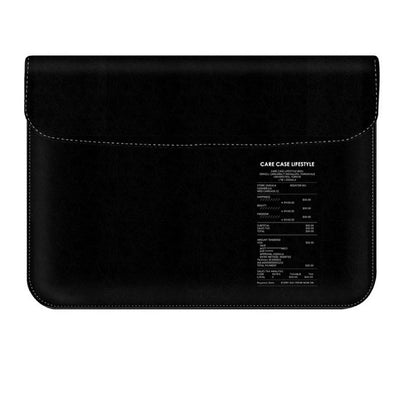 Laptop Sleeve- Lifestyle Receipt - MonstaCase