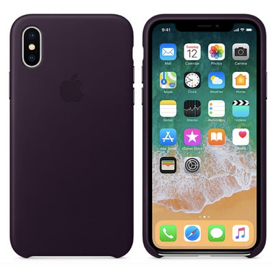 iPhone Case - Silicone Case Black - MonstaCase