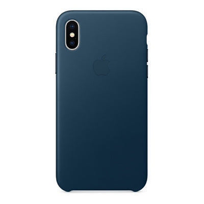 Phone Case - Leather Series Cosmos Blue - MonstaCase