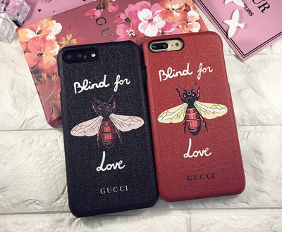 Designer Bee Print iPhone Cases - MonstaCase