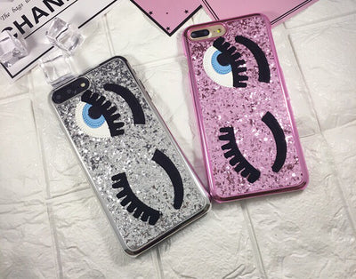 Designer Bling Eyed iPhone Case - MonstaCase