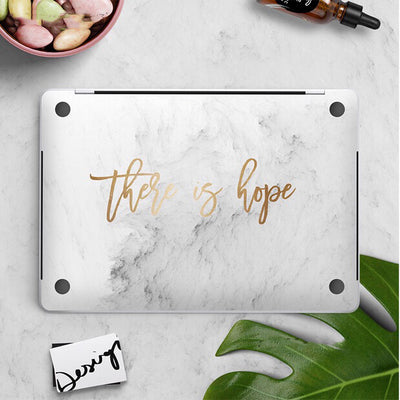 MacBook Decal - There is Hope - MonstaCase