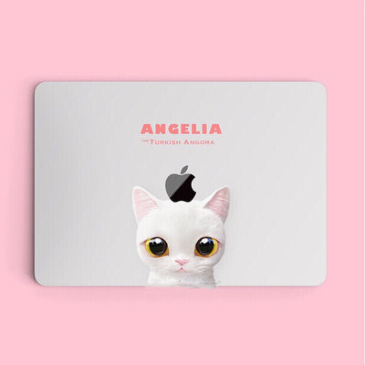 MacBook Decal - Cat Edition ANGELIA - MonstaCase