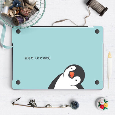 MacBook Decal - My Little Penguin - MonstaCase