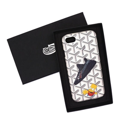GYRD x Simpsons x Yeezy Edition iPhone Case - MonstaCase