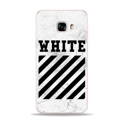 Designer Off-White Samsung Case - MonstaCase