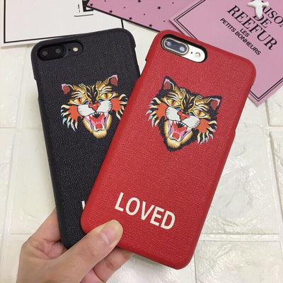 Designer Wild Cat Animal Series iPhone Case - MonstaCase