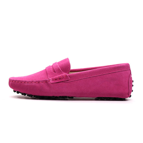 15d0b45206661 MIYAGINA Shoes Women 100% Genuine Leather Flat Shoes Casual Loafers Slip On  Women's Flats Shoes