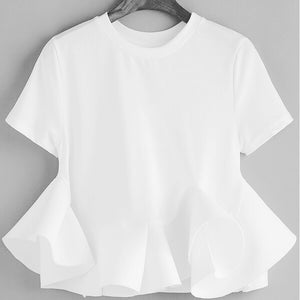 New Fashion Fancy Cotton Tops