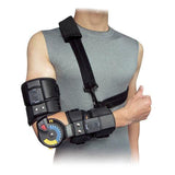 ROM Elbow Brace With Sling