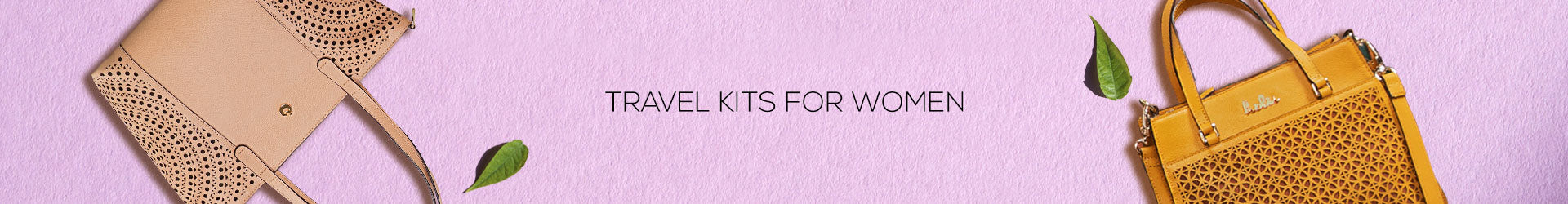 travel kits for women