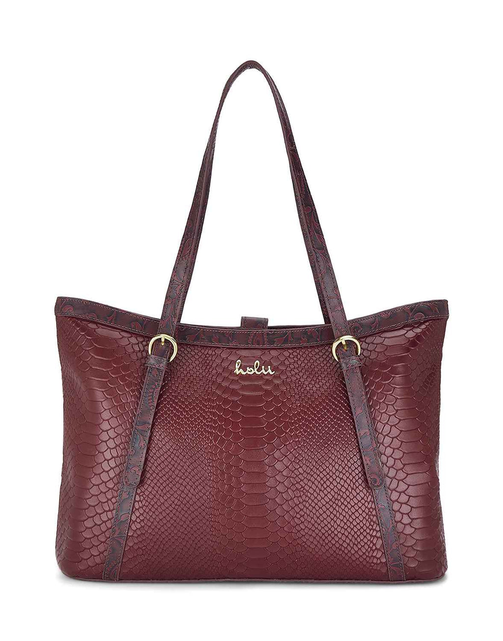 Aden Leather Tote