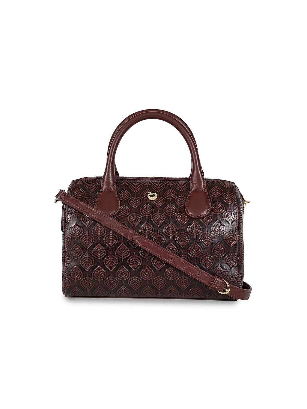 Miki Leather Handbag