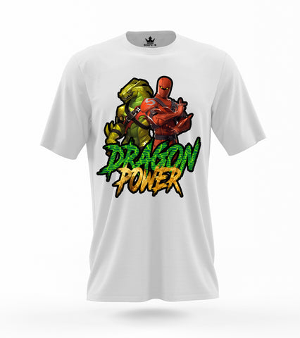 T-Shirt Battle Royale Dragon Hybrid WH