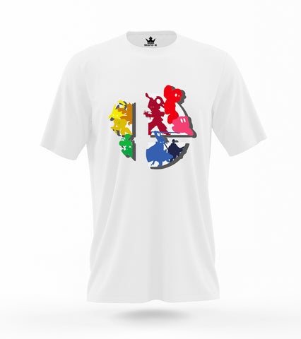 T-Shirt Smash Brothers