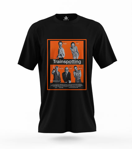 T-Shirt Trainspotting