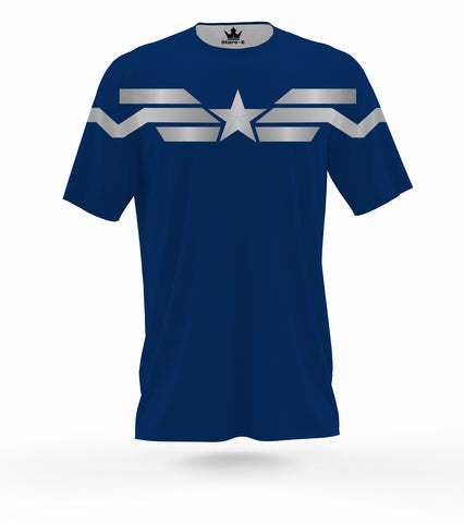 T-Shirt captain america ws