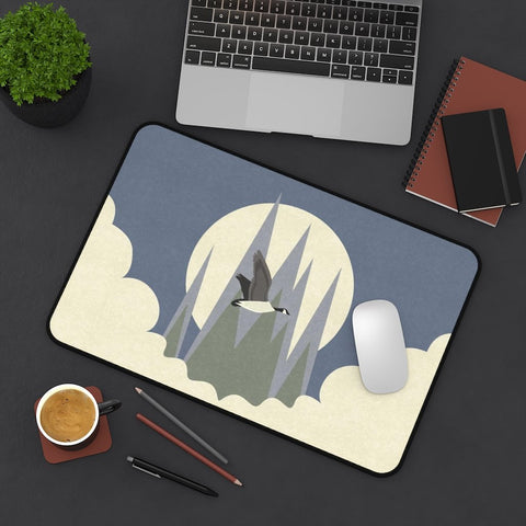 Autumn Landscape Desk Mat - Home Decor - Imagonarium