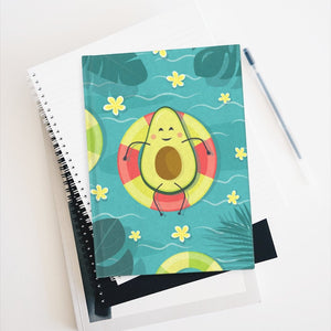 Avocado Summer Journal - Imagonarium