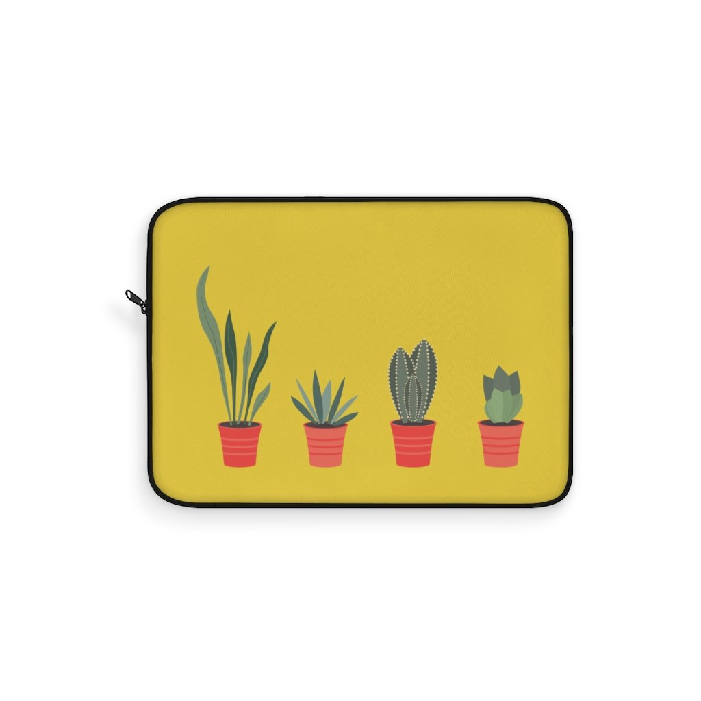 Plants Laptop Sleeve - Laptop Sleeve - Imagonarium