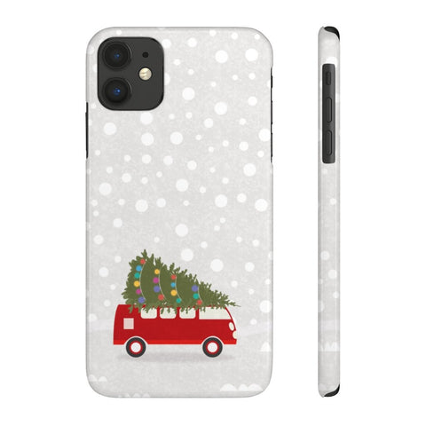 Christmas iPhone Case - Phone Case - Imagonarium