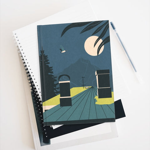 Over the Roofs Journal - Paper products - Imagonarium