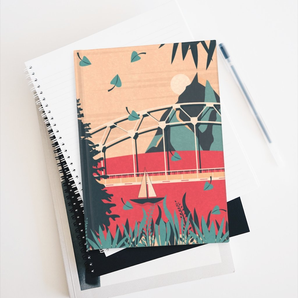 Sailing Writing Journal