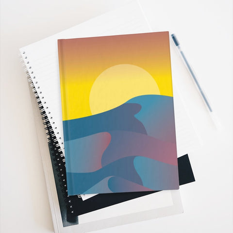 Sand Dunes Journal - Paper products - Imagonarium