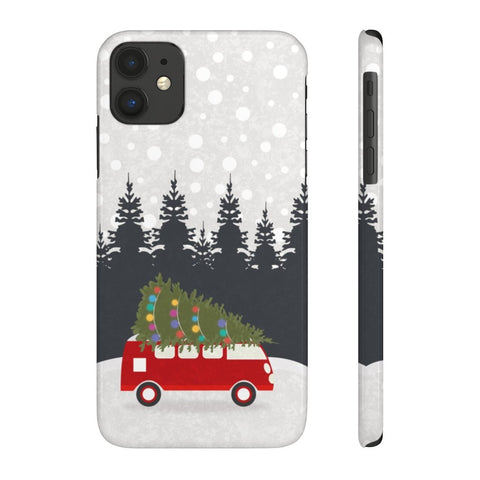 Cute Christmas iPhone case - Phone Case - Imagonarium
