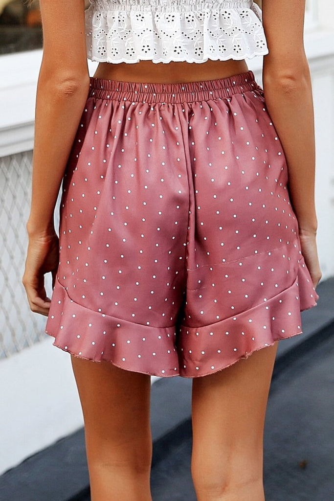 Juliane Sweet Boho Shorts