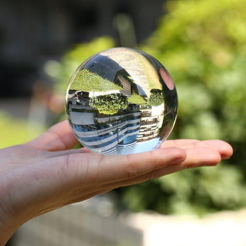 Photography Crystal Sphere Lens