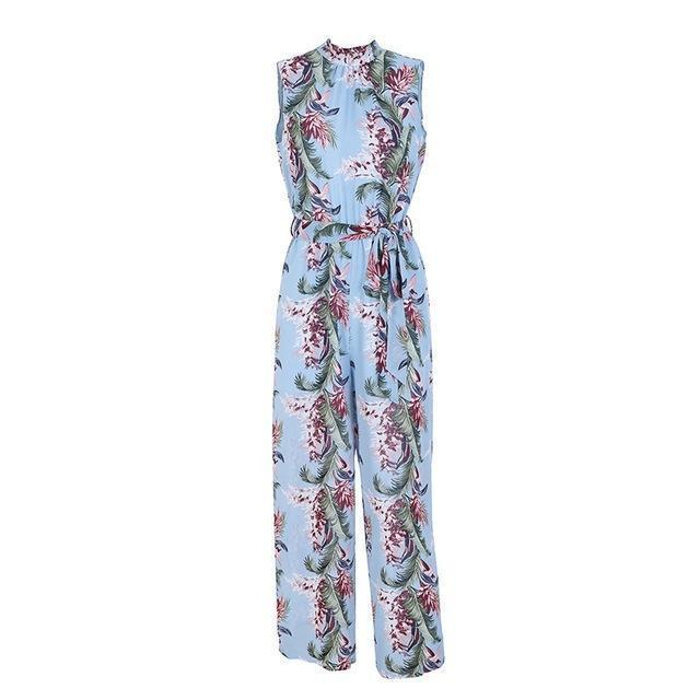 Ellen Casual Loose Jumpsuit