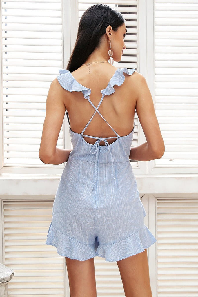 Florence Cheerful Girl Romper