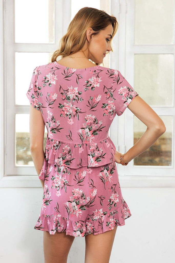 Jane Sweet Morning Romper